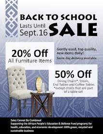 20% - 50% Off Now - Sept 16th!