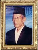 HADRATUSY SYAIKH AL ARIF BILLAH MBAH KH. ABDUL MADJID MA'ROEF QS. WA RA.