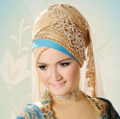 10 Model Kebaya Hijab Terpopuler