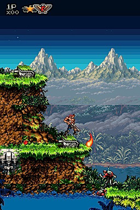 Download contra 4 nds rom