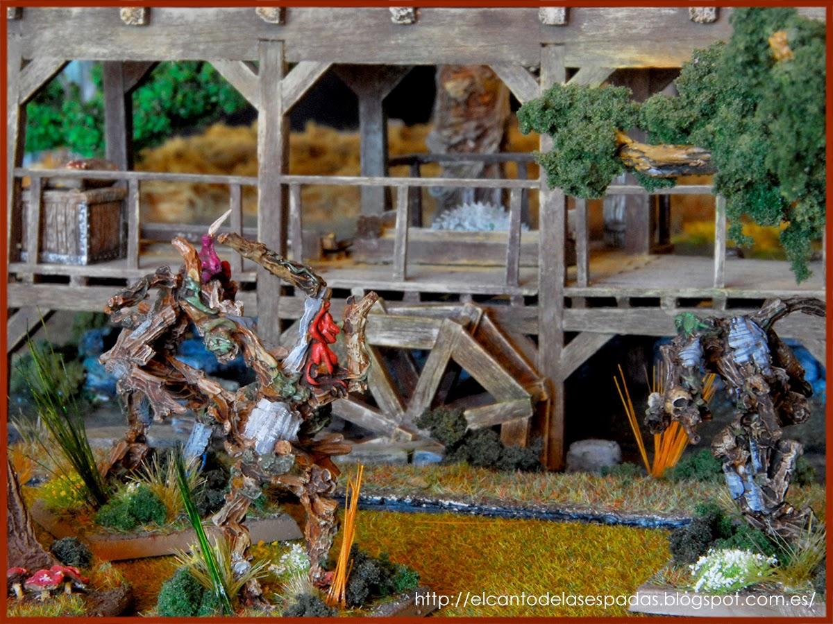 LastSword, EL Canto de las Espadas Arboreos-Tree-kin-Elfos-Silvanos-Wood-Elves-Warhammer-03