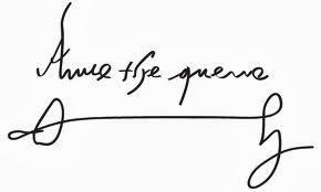 Anne Boleyn's Signature