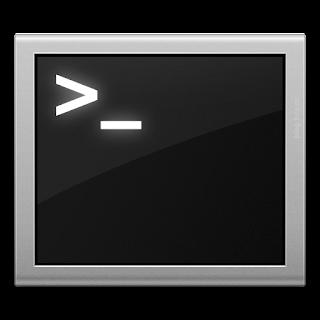 Mac終端機Terminal