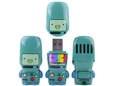 Cartoon Network x Mimoco BMO Adventure Time Designer Mimobot USB Flashdrive