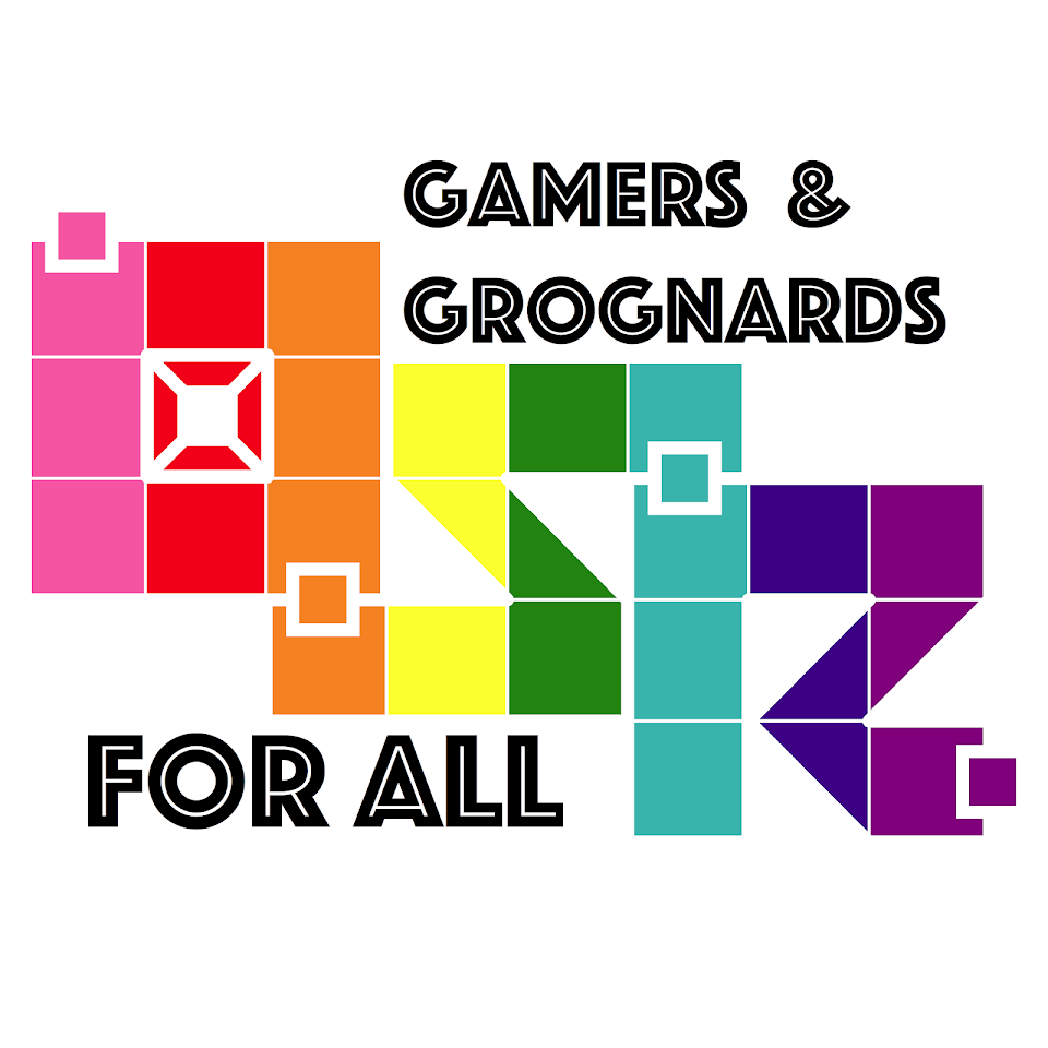 Gamers & Grognards