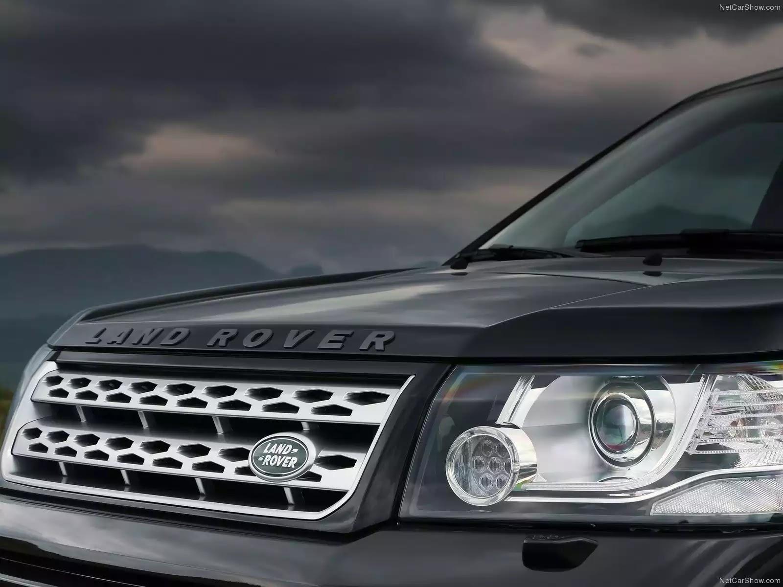 Hình ảnh xe ô tô Land Rover Freelander 2 2013 & nội ngoại thất