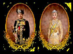 Sultan&Sultanah Terengganu