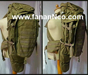 Gun Bag Ransel (Tas Senapan) Airsoft Gun