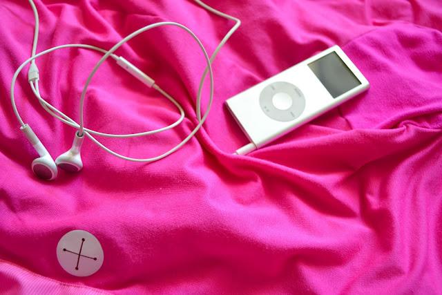 lululemon run swiftly jacket and iPod #cbias