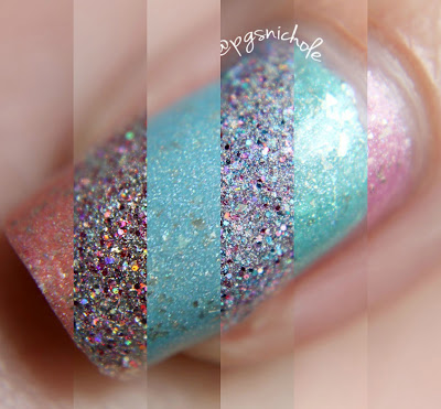 Glam Polish Wonderland Special Collection