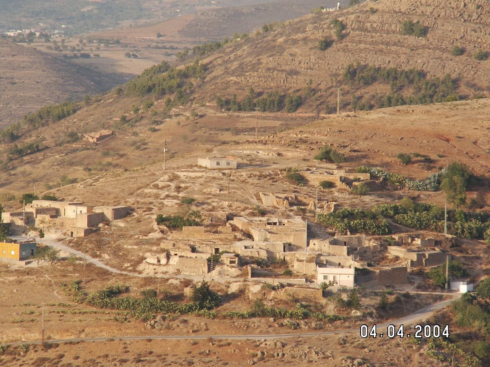 Djebala ,commune de Nédroma
