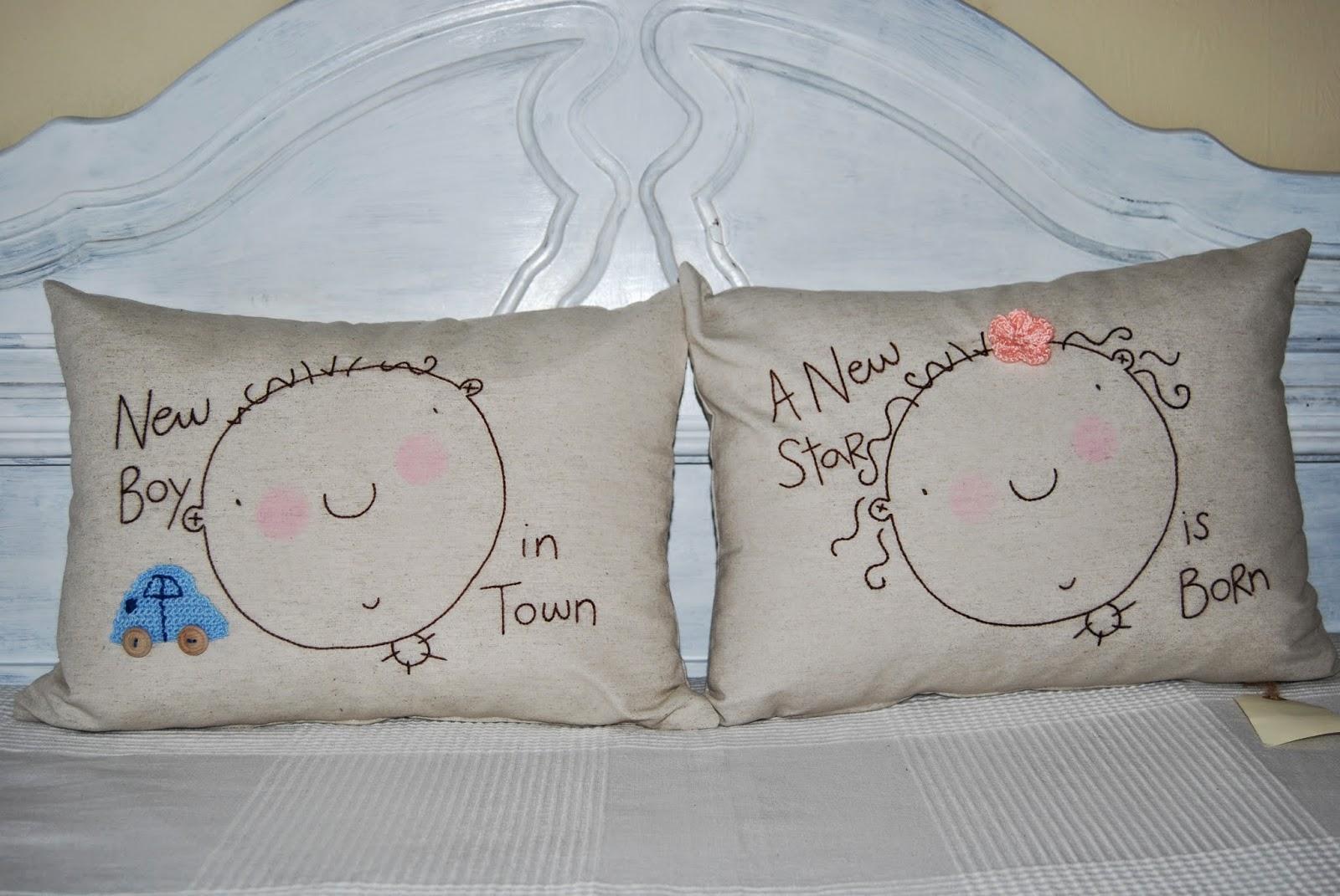 Bolita baby camisetas personalizadas cojines nene y - Cojines de bolitas ...