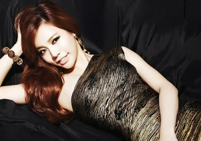 Sunny SNSD Girls' Generation InStyle Magazine December 2013