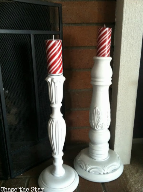 winter, christmas, mantel, wonderland, diy, crafts, candy canes, jars, mason, pillars, bottles, stockings, fabric