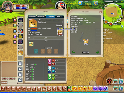 FairyLand 2 Online - Potato Rat