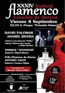 Festival Flamenco Novena