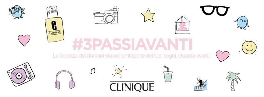 #3PASSIAVANTI , culture and trend magazine , clinique , beauty reporter