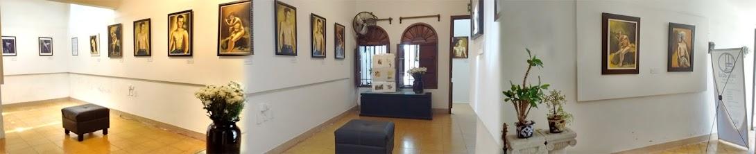TALLER AZUL estudio y galería de arte