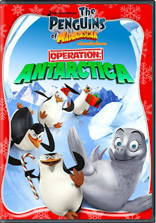 The Penguins of Madagascar: Operation Antarctica (2012) DVDRip 400Mb Free Movies