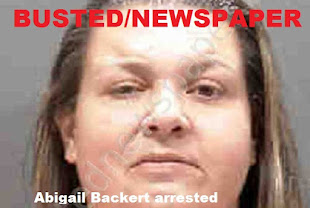 ABIGAIL BACKERT Arrested Violation of Probation Possession of Meth 4455 Emerald Ridge Dr Sarasota