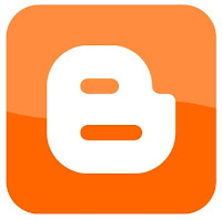 Blogspot or Blogger logo