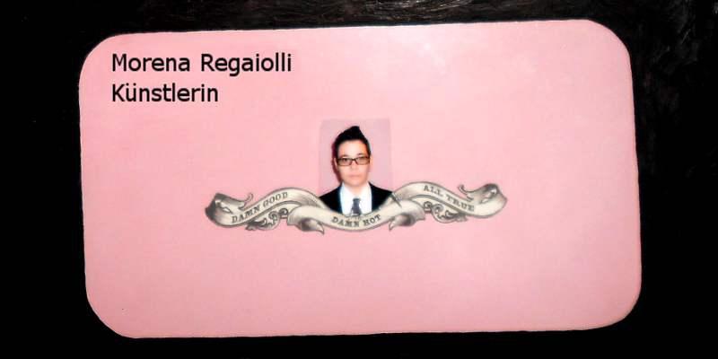 Morena Regaiolli: Künstlerin