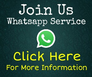 Join Whatsapp Service