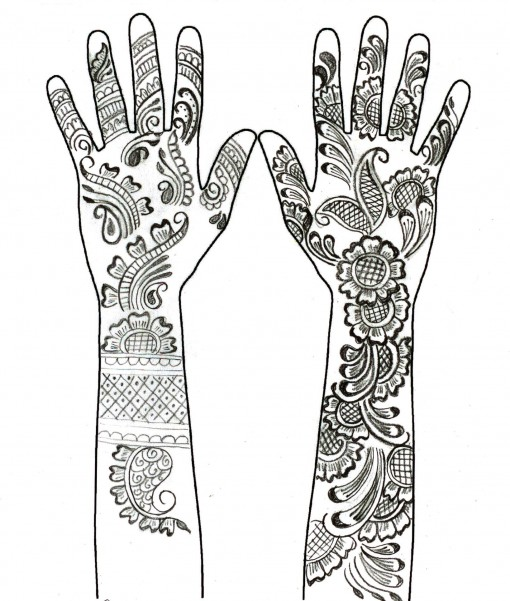 Simple mehndi designs,mehndi henna designs,bridal mehndi ...