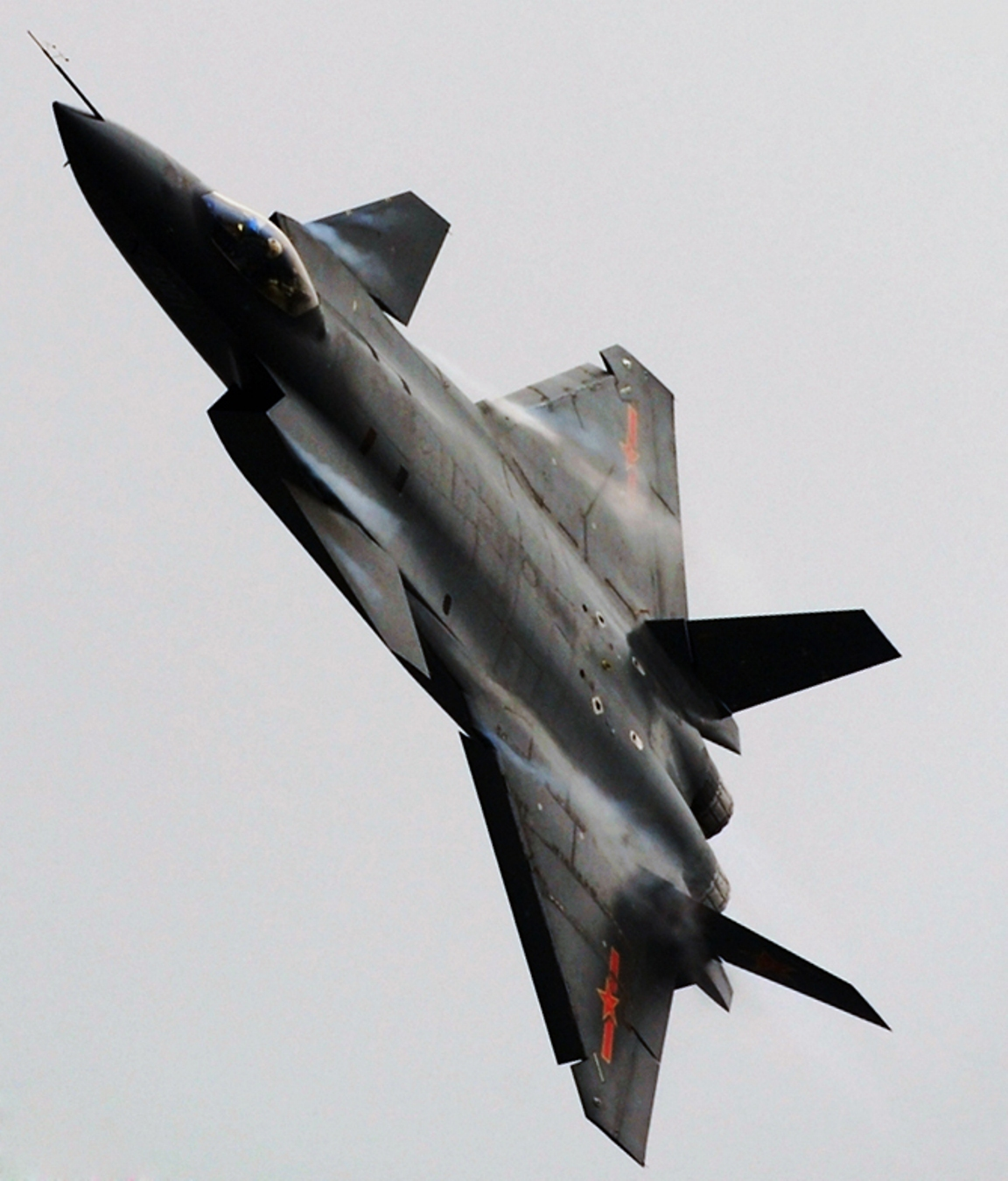 Feb 27: J-20 Mighty Dragon Fighter Jet Demonstrates Its ...