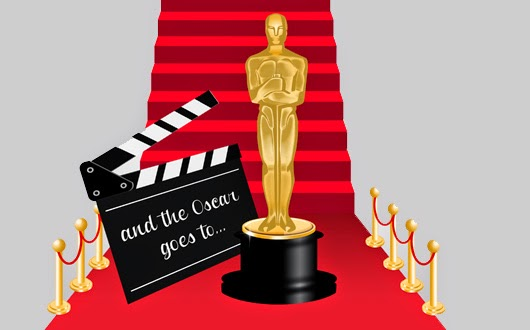 The Oscars via Twitter - Official Website - BenjaminMadeira