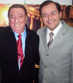Antonio Carlos Gomes e Raul Gil