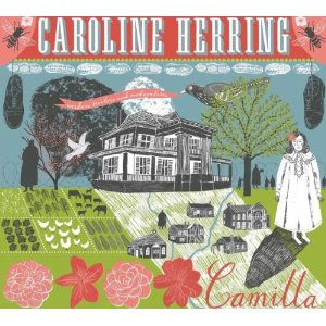 cariline herring camilla cover