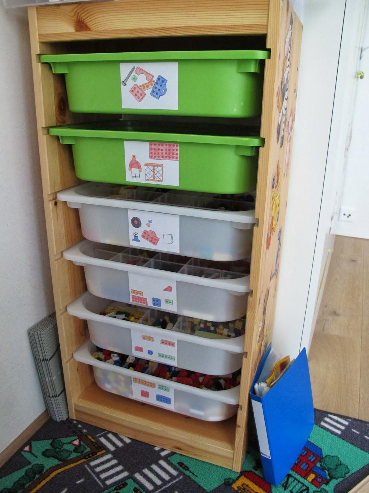 Portami legos sortieren - Kisten kinderzimmer ...