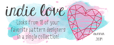 The Indie Love Collection (summer 2014) by Sugar Tart Crafts