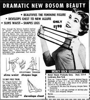 Bosom beauty