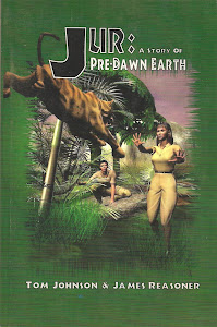 Jur: A Story of Pre Dawn Earth Now Available