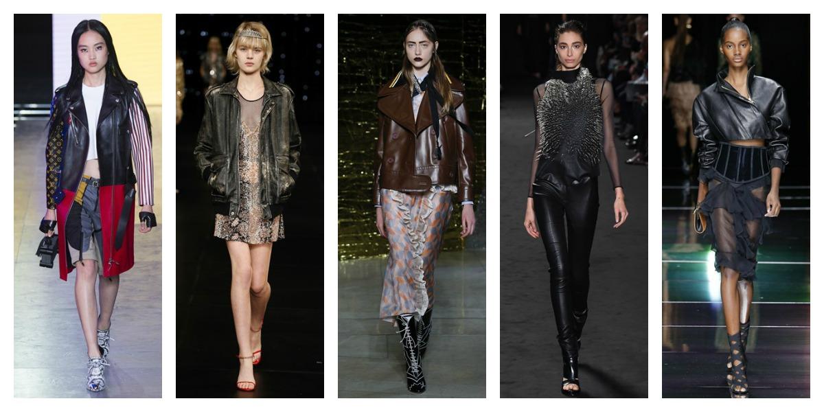 paris fashion week ss16 grunge trend report pfw