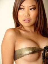 kat riel, young model