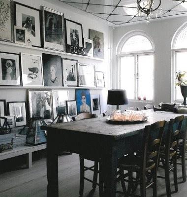 Inspire bohemia artful arrangements part iii for Dining room framed art