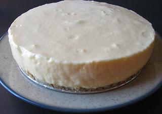 Tarta de mango Isabel