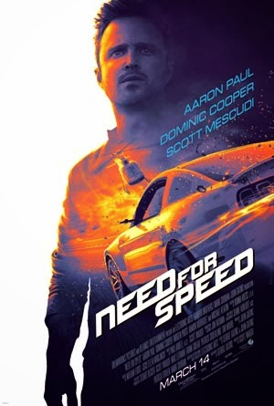 Tay Đua Thần Tốc - Need For Speed (2014)