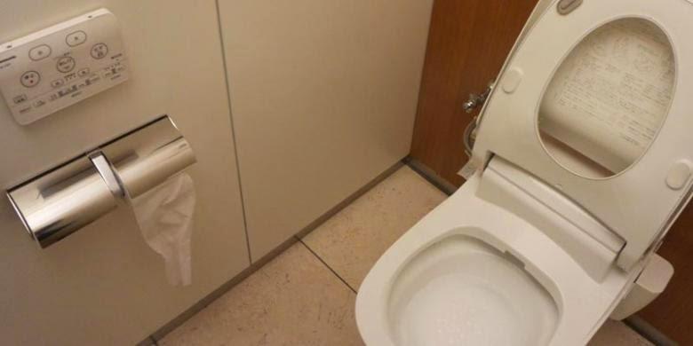 Manfaat Toilet Jongkok Bagi Tubuh