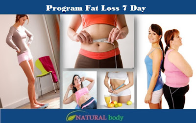 Program Fat Loss 7 Day