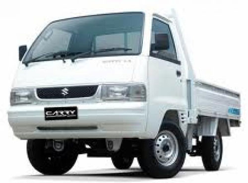 Mobil carry pick up spesifikasi