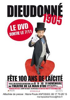 Dieudonné : 1905 streaming vf