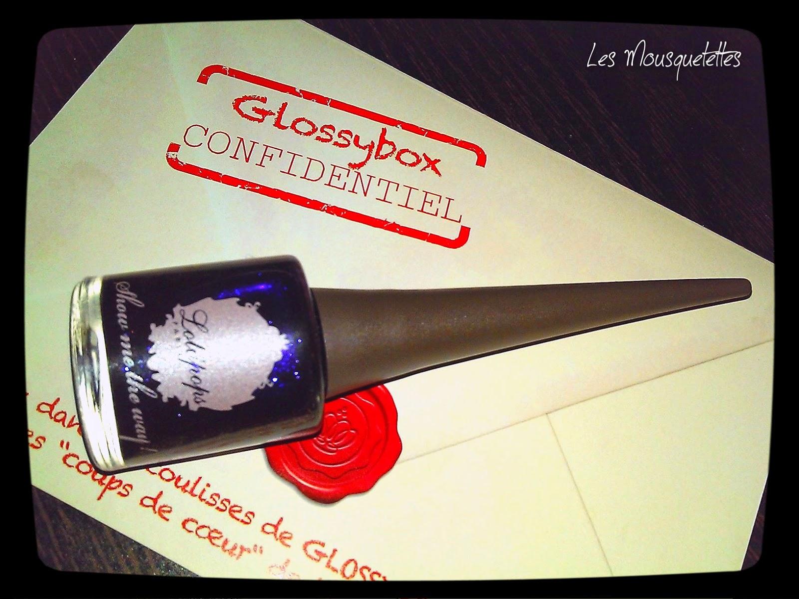 Vernis Lollipops Make-up Les Mousquetettes©