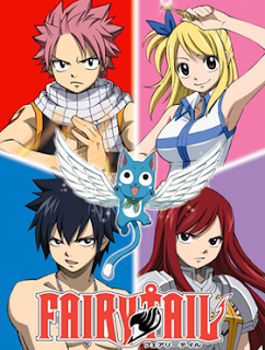 Fairy Tail (Audio Latino)