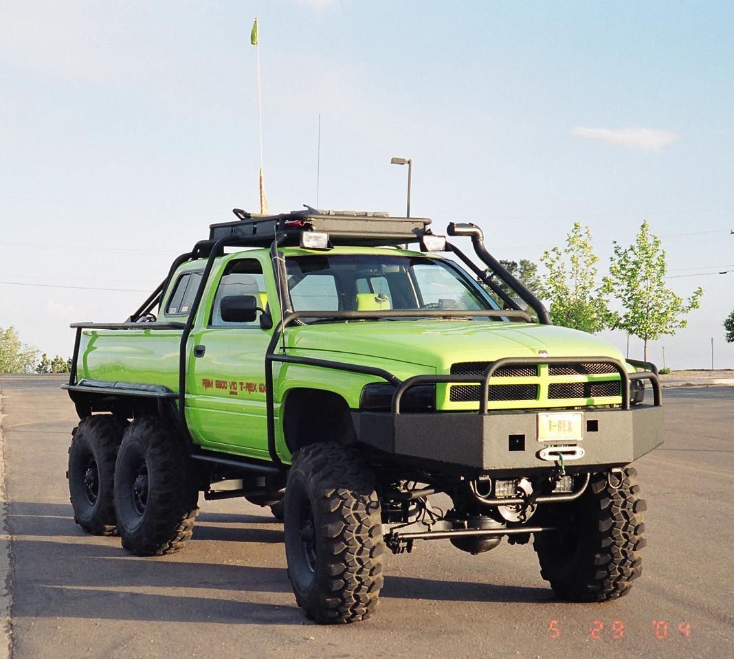 daily car pics  dodge ram  rex cocept cars bigsportruck