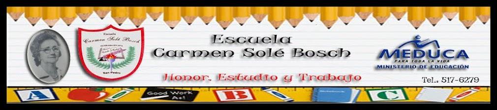 Escuela Carmen Solé Bosch