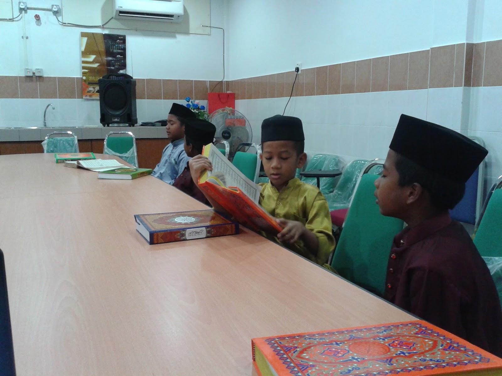 Kelas Hafaza Bijak Alquran Bijak Tajwid